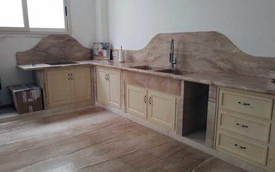 I vantaggi di scegliere il marmo per la cucina